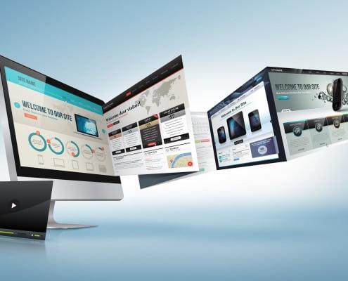Realizzazione siti web 02 - Lycnos